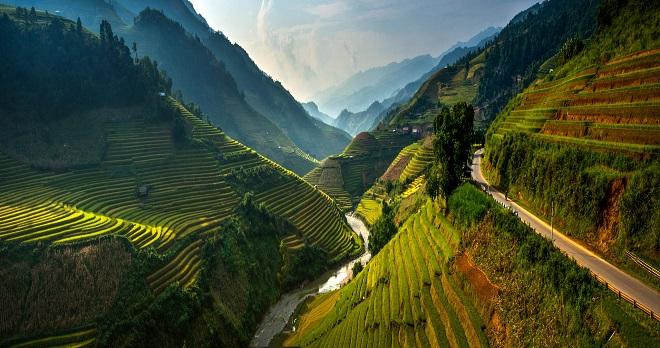 Voyage à Mu Cang Chai Vietnam