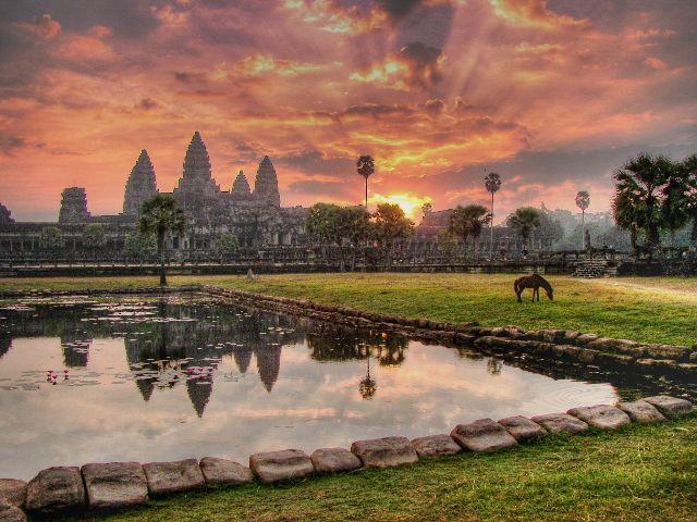 Vacances 10 jours au Cambodge-angkor-wat