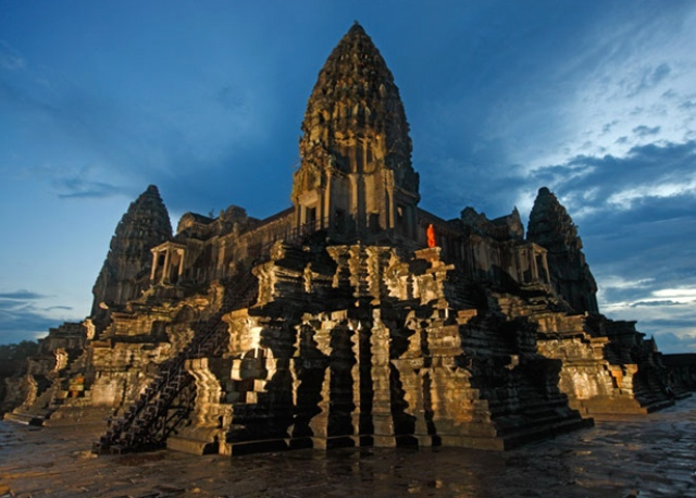 Voyage Cambodge pas cher 8 jours-angkor-wat