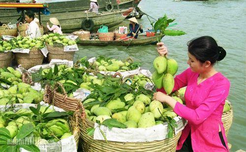 Les fruits dans le Delta du Mekong Vietnam - Voyages sur mesure Vietnam - Cambodge 18 jours