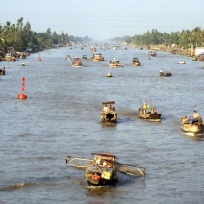 Le fleuve Mekong