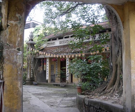 vieux quartiers hanoi