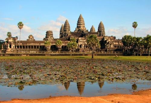 Angkor Wat - rois des temples d'Angkor