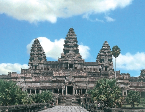 Angkor Wat – rois des temples d'Angkor2
