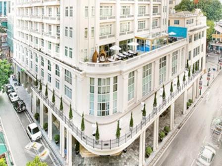 Hotel de l Opera Hanoi Vietnam7