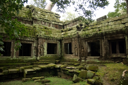 Ta Prohm Le Temple Perdu Dans La Jungle Voyage Vietnam