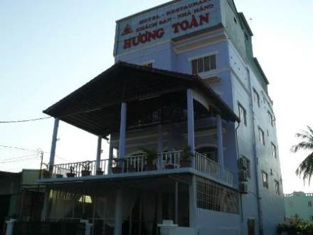 Hotel Huong Toan 1, ile de Phu Quoc, Vietnam