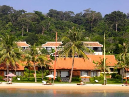 Chen Sea Resort & Spa Phu Quoc, overview