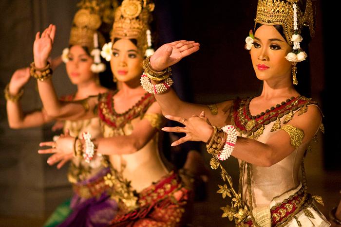 apsara-danse
