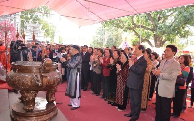 Temple Hai Ba Trung