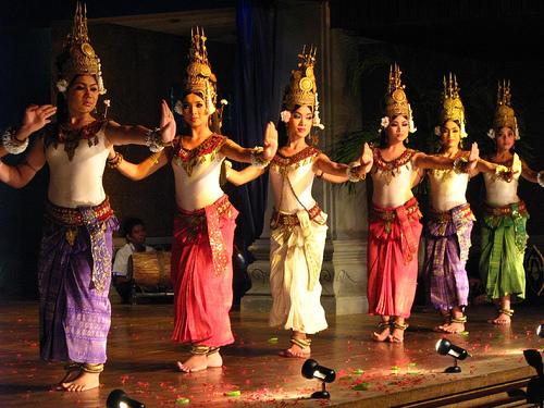 La danse Apsara & dîners-spectacles à Siem Reap2