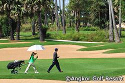 Golf à Siem Reap