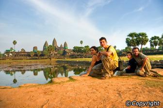 Climat et saisons Siem Reap