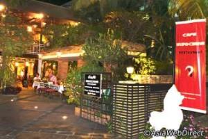 Cafe Indochine a Siem Reap