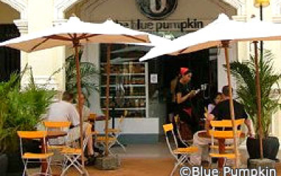 Restaurant Blue Pumpkin a Siem Reap