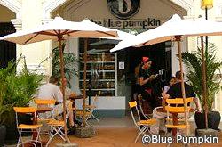 Restaurant Blue Pumpkin a Siem Reap