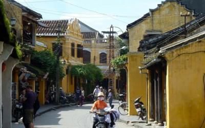 la ville de Hoi An1