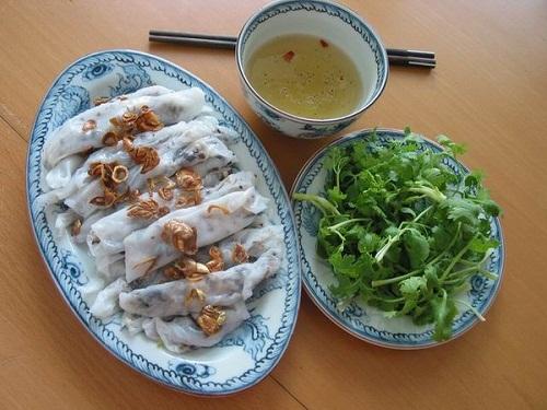 Les rouleaux du porc de Hanoi