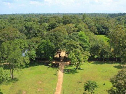 Koh Ker - l'ancienne capitale de la civilisation d'Angkor