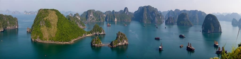 Baie d'Halong, voyage Vietnam Cambodge