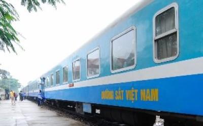 Train Hanoi - Dong Hoi