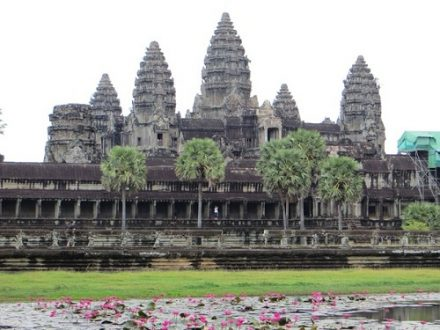 Angkor Wat – le chef-d'œuvre de l'architecture Khmer