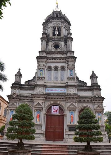 L'église d'Ha Dong
