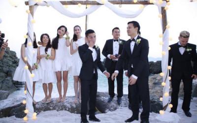 Le premier mariage homosexuel légal du Vietnam