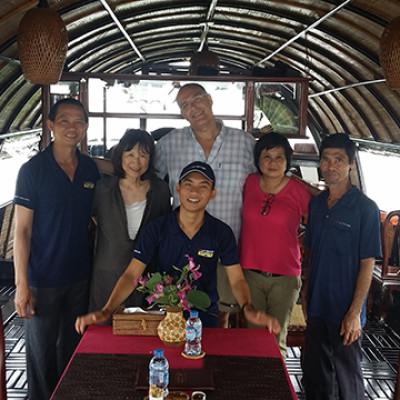 Client de Far East Tour - M.Patrick BENOIT