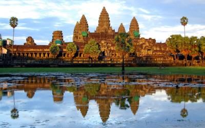 temple d'Angkor Wat - Cambodge