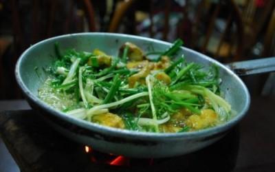 L'hachis de poisson frit (2)