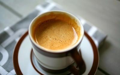 Le café à l'œuf