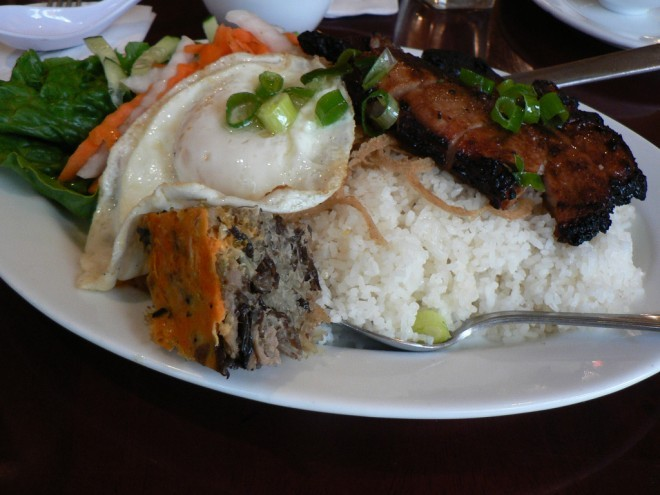 Le riz Tam