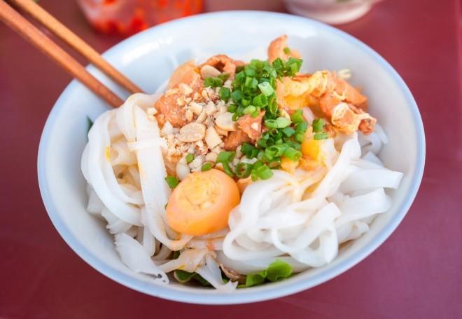 Les nouilles de Quang