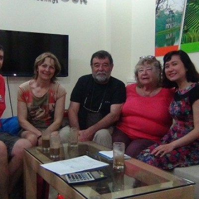 clients de Far East Tour