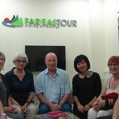 clients de Far East Tour