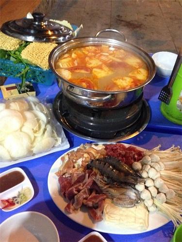 la soupe Lau