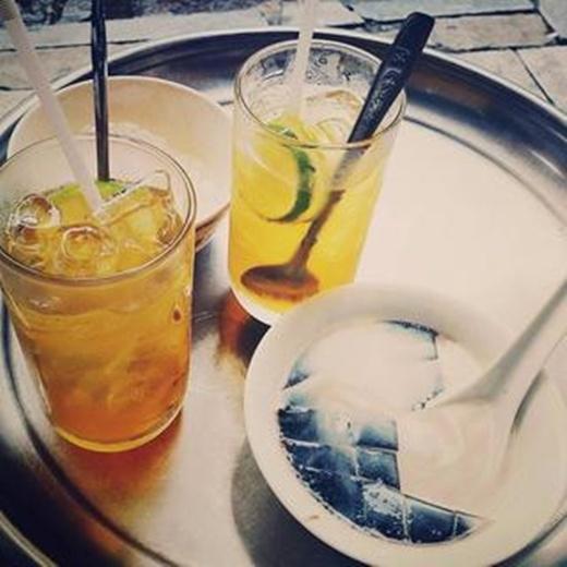 le thé au citron
