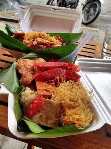 riz gluant Ba Thao