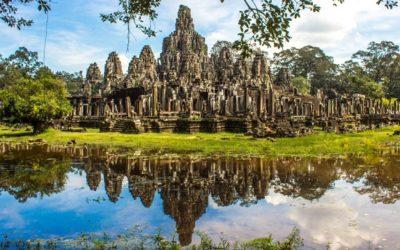 guide de voyage cambodge - bayon