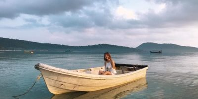voyage à l'ile Koh Rong Samloem