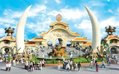 Parc d'attractions Suoi Tien