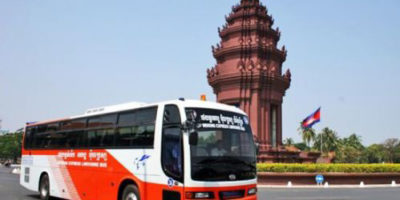 bus Saigon Cambodge, bus vietnam cambodge