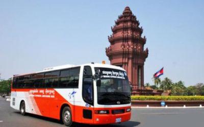 bus Saigon Cambodge, bus vietnam cambodge