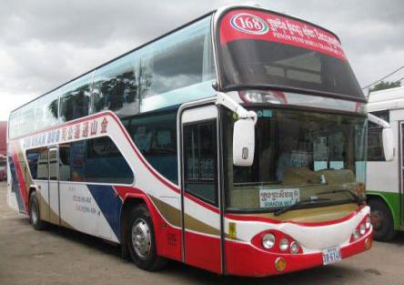 Sorya, une réputée agence de bus Vietnam Cambodge
