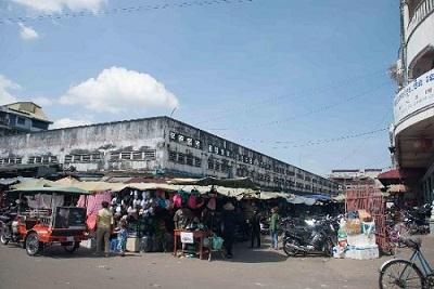 marché Kandal cambodge