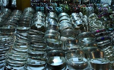 objets d'argent au Cambodge