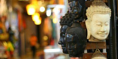 produits sculpturaux cambodgiens