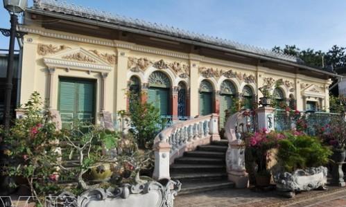 ancienne maison de Binh Thuy