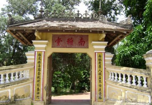 pagode de Nam Nha